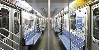 empty subway train.  Empty Empty Subway Train 6 Train Car Photo With