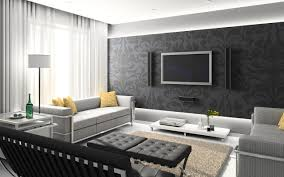 Wallpaper And Paint Living Room 50298031 For Installation Of Wallpaper Paint Curtains Tailes