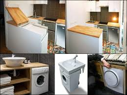 Small Picture Lots of different places to hide a washerdryer tinyhousehacks