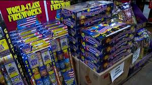 Pennsylvanians Buying Fireworks for New Year