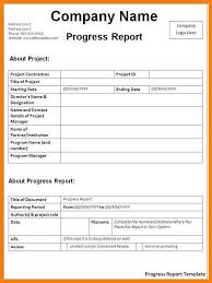 5 Free Progress Report Template Reptile Shop Birmingham