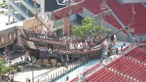 It has also hosted the ncaa's outback bowl on new year's day annually since 1999. Buccaneers Fanfest