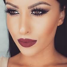 matte lipstick makeup looks from insram i loved
