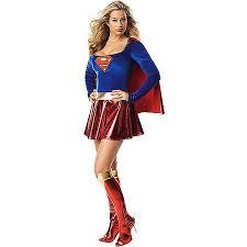 Supergirl Adult Halloween Costume