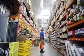 Small Picture Home Depot Touts Use of Stores for Online Fulfillment WSJ