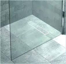 shower base tile shower tile installation shower linear drain installation linear drain shower tile tray shower shower base tile