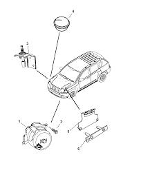 Jeep patriot engine diagram siren alarm system for pass mopar parts giant i full