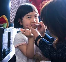 飽きないぐずらないかわいくなる3歳の七五三での髪飾りの選び方