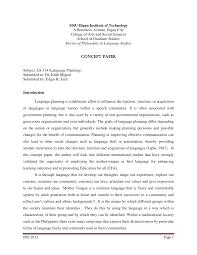 Find a concept paper sample pdf, concept paper outline format. Pdf Concept Paper
