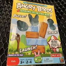 Mattel Angry Birds Spring Is in The Air Game Target for sale ...
