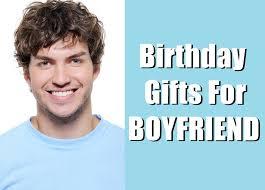 birthday gift ideas for boyfriend1