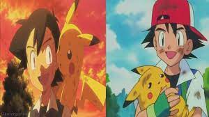 I compared the Pokemon movie ''I Choose You!'' trailer with the first  episode clips beside it :) | Pokemon movies, Pokemon, Pokemon 20