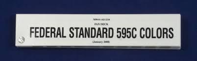 Nuancier Federal Standard