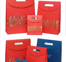 <b>10pcs Kraft</b> Paper Bags paper box bags Child Party Birthday Kraft ...