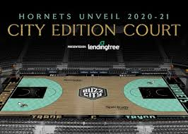 Hope you do the new city jerseys. Hornets Unveil City Edition Court Design For 2020 21 Season Charlotte Hornets
