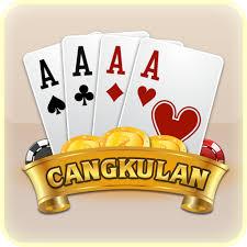 Hasil gambar untuk Permainan kartu Cangkulan