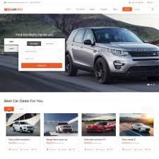 Car Template Car Dealer Templates Templatemonster