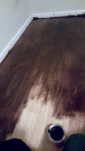 Gel Stain For Laminate Floors Diy Stain Laminate Floors Yes Laminate, I  Bought Gel Stain