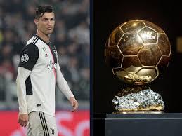Why didn't Cristiano Ronaldo win the 2019 Ballon d'Or? - ronaldo.com