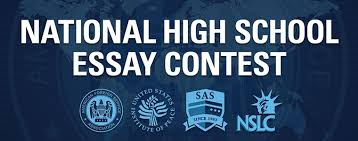 national high school essay contest  united states institute of peace  national high school essay contest topic
