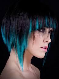 Amazing Aqua Teal Turquoise Blue Tips