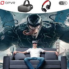 <b>DPVR P1</b> VR Function Machine <b>4k</b> Video Panoramic Sound 3D ...