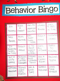 Home Behavior Chart For 5 Year Old