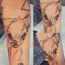 Kouzelné Tetování 10 Nejkrásnějších Motivů Ze Světa Disney Pohádek