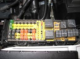 power distribution fuse box wirdig page 3 taurus car club of america ford taurus forum