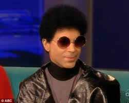 Prince Hair Style princes afro debuted on the view yea or nay photo poll 2994 by stevesalt.us
