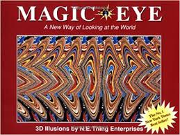 magic eye a new way of looking at the world n e thing enterprises 8601200393996 amazon books