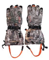 Details About Gerbing Gyde 7v S4 Mens Heated Gloves Realtree Xtra Camo