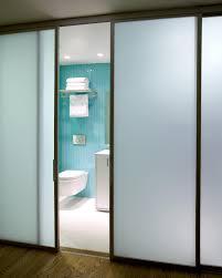 opaque single shower doors. Space Saving Bathroom Ideas Architectural Digest Sliding Opaque Single Shower Doors