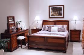 Mahogany Bedroom Suite Chelmsford Mahogany Queen Bed