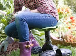 garden seat on wheels. Beautiful Design Gardening Seat Perfect Ideas Seats On Wheels Image Gallery Collection Garden E