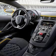 aventador interior. lamborghini aventador s 2017 verso reestilizada do superesportivo que tambm ganhou uma atualizao no motor interior