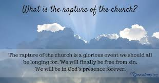 Image result for the rapture of the church images