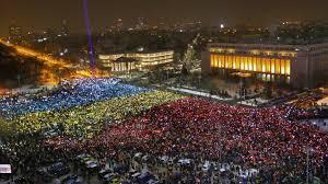Image result for протестите в румъния