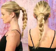 Hair Style Tip hairstyling tips the braid ponytail hairstyle blog 8919 by stevesalt.us