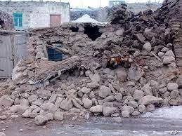 Earthquake Near Turkey-Iran Border ...