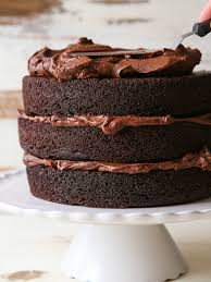 learn how to build a layer cake on completelydelicious com