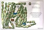 Golf Course Map - Arrowhead Golf Club