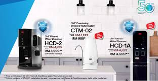residential drinking water filters