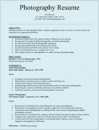 Sample Photographer Resume Template Beauteous Photographer Resume Templates Example Grapher Sample Beautiful