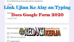 Demimkian yang bisa admin sampaikan tentang ujian army bts link google form terupdate. Link Ujian Bxb Sejati Docs Google Form Com 2020 Redaksikerja Com