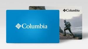 Gift Card Purchase - Check Balance | Columbia Sportswear