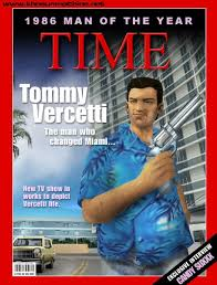 4. Tommy Vercetti - GTA Vice City