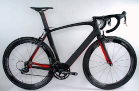 carbon fibre bicycle frame