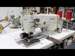 Brother Double Needle Sewing Machine