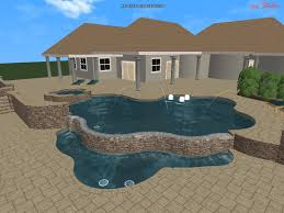 3d swimming pool design software. Contemporary Design 3D Pool Design  Swimming Software Intended 3d N